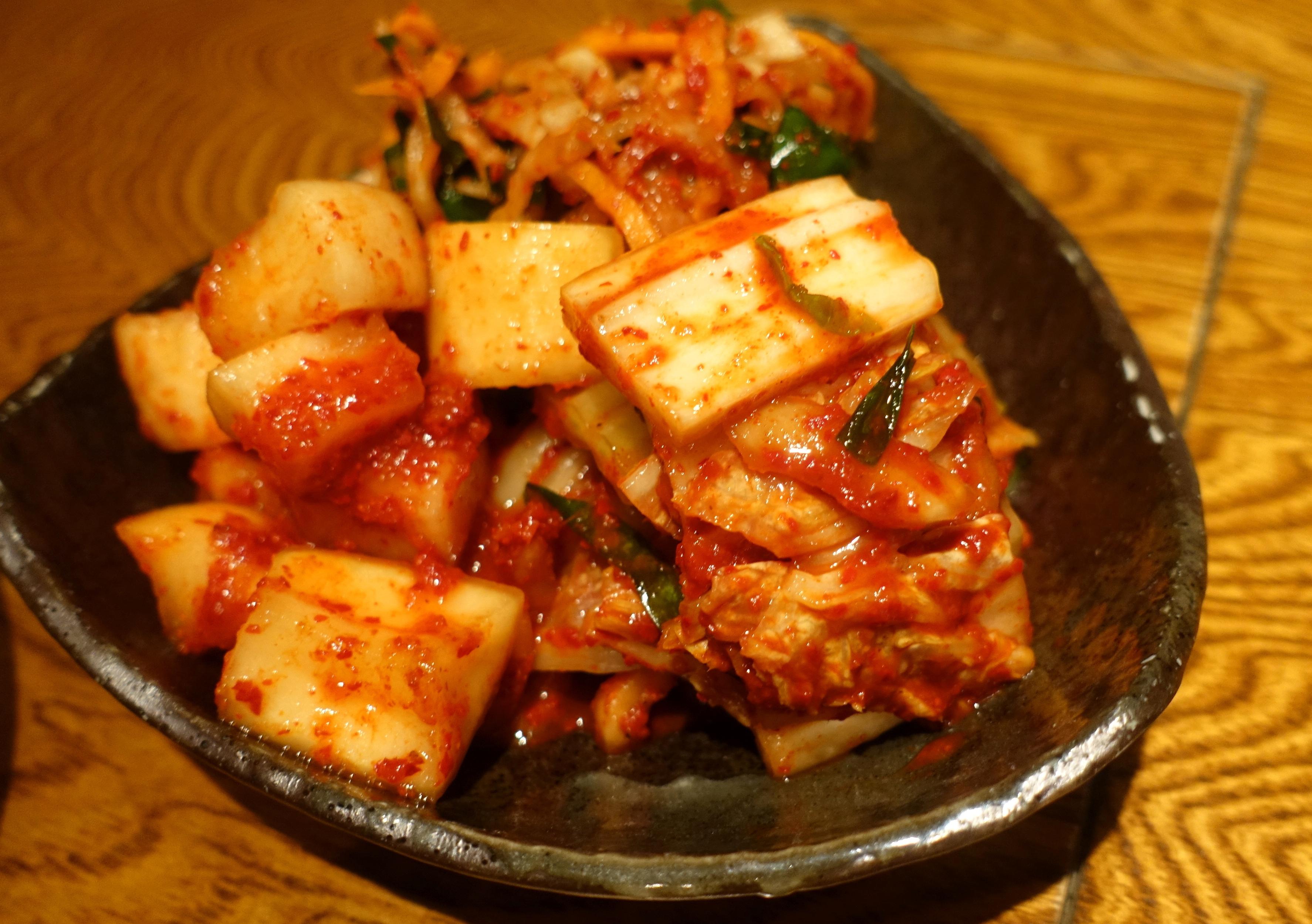 韓国食堂 入ル