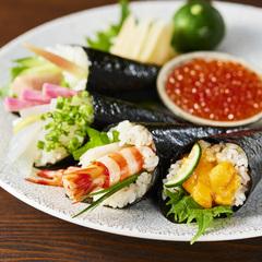 港直送!現地の食べ方が一番うまい/究極の手巻き寿司セット 4~6人前(月曜21時締切|金曜発送)