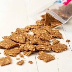 ヴィーガンパティシエのグラノーラ/hal okada 有機オートミールと米粉のグラノーラ(3個セット)