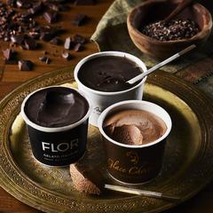 神チョコアイス3選!/年間4000個のアイスを食べる男が感動した3種のチョコアイス食べ比べ(各2個)