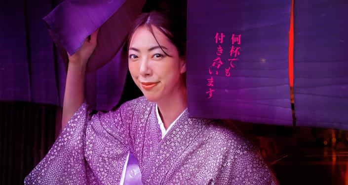 森本聡子のスナックラーメン