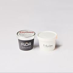 神チョコアイス2選!/AmiCono・FLORチョコアイス食べ比べ(2種6個セット)